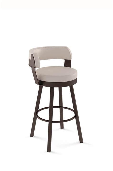 Low Back Bar Stool Swivel by Amisco Ronny Swivel Stool Free Shipping Barstool Comforts