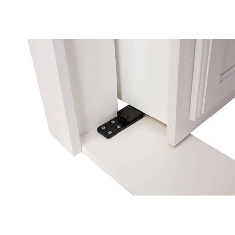 hidden bookcase door kit flush mounted hidden door hinge kit the murphy door