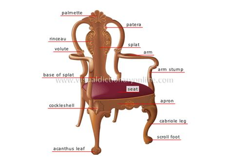 House House Furniture Armchair Parts Image