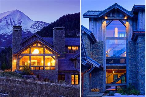 redux house in the mountains rustic combined with modern modern montana residence with a western interior
