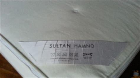 Sultan Fangebo Mattress by 404 Not Found