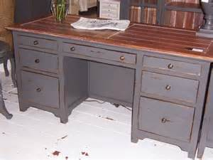 distressed office furniture 17 best images about cottage chic desks on