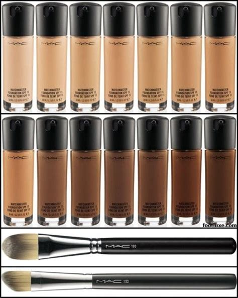 Foundation Mac Matchmaster mac matchmaster spf 15 foundation reviews photos