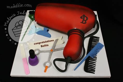 Great Dryer Happy Pretty Hair by Cake Walk Cake For A Hair Stylist