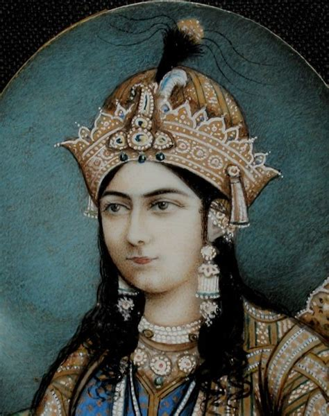 jodha bai biography in hindi a portrait of akbar s wife jodha bai but is it apparently