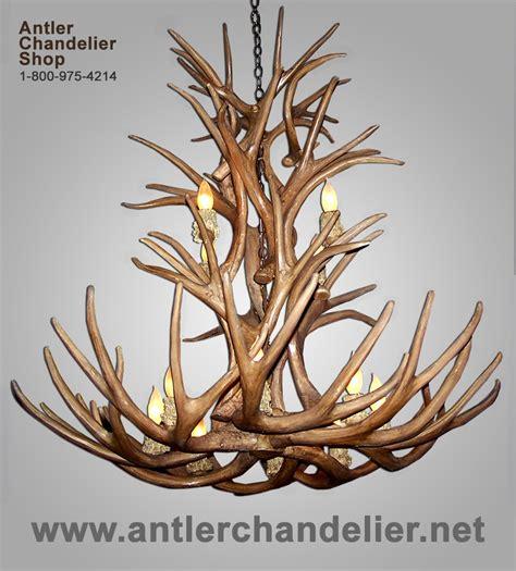 Antler Chandelier Net Reproduction Antler Chandeliers Antler Chandelier
