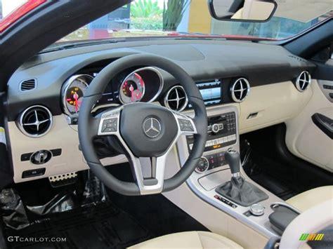 Slk 250 Interior by Beige Interior 2013 Mercedes Slk 250 Roadster