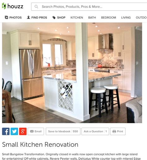 Small Kitchen Reno Ideas 25 Best Ideas About Raised Ranch Kitchen On Pinterest