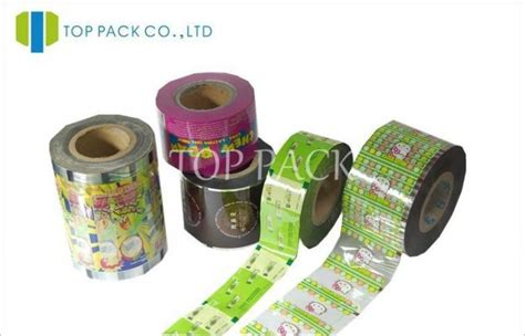 Sale Paper Diameter 3 2 Cm plastic laminated packaging roll for seeds snack