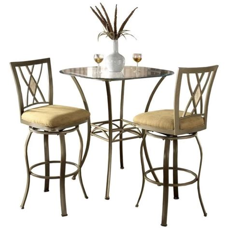 Bistro Table And Stools Set by Error