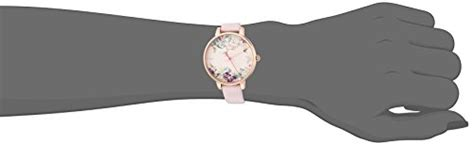 Ted Baker Kate Quartz 10031541 ted baker s kate quartz stainless steel and leather dress color pink model