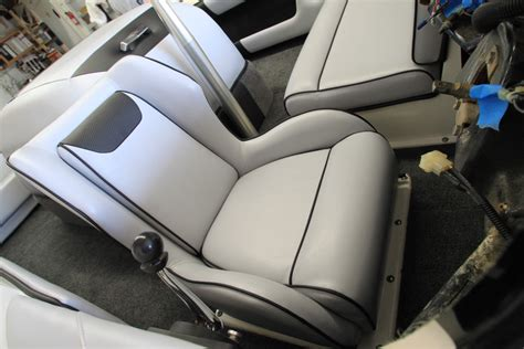 Boat Leather Upholstery by Boat Upholstery At The Upholstery Zone Boat Seats And