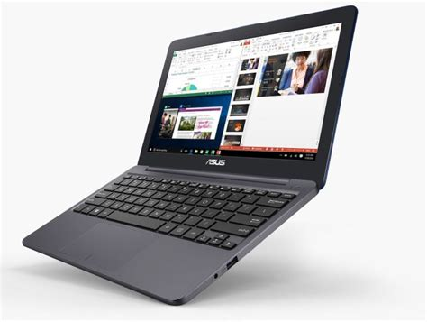 Q2 Designs Affordable Pink Laptops by Asus Introduces 11 6 Inch Apollo Lake Laptop Vivobook E12