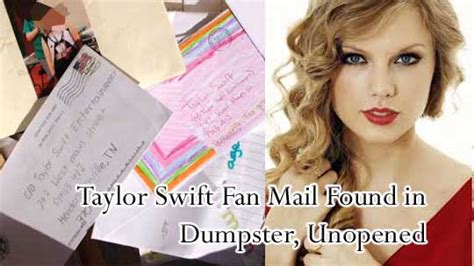 taylor swift fan mail address fan mail is one thing but fans you meet by audrey meadows