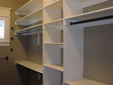 Building A Closet From Scratch by Building A Closet Organizer From Scratch Home Design Ideas