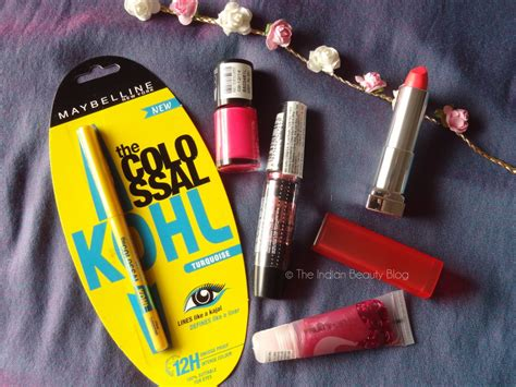 Maybelline Kit s day makeup feat maybelline instaglam s gift kit