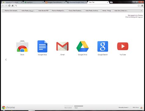 doodle chrome free gloverzz chrome free