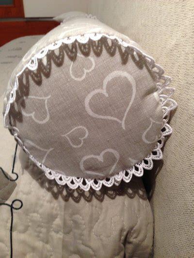 cuscini per la cervicale cuscino alla francese per la cervicale fatto a mano per