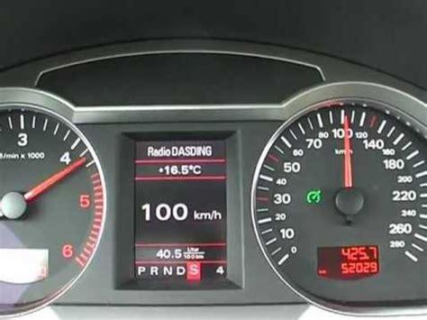 Audi A6 Avant 2 7 Tdi Probleme by Audi A6 4f Avant 2 7 Tdi V6 Tdi Multitronic 0 100 Km H 60