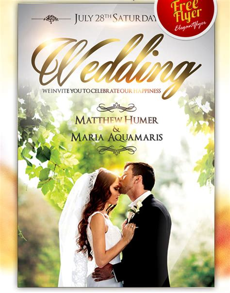Wedding Banner Design Psd Template Free by 40 Psd Wedding Templates Free Psd Format