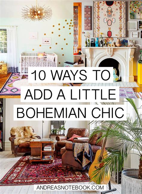 7 Ways To Make Cheap Gifts Look Chic by 10 Ways To Add Bohemian Chic To Your Home