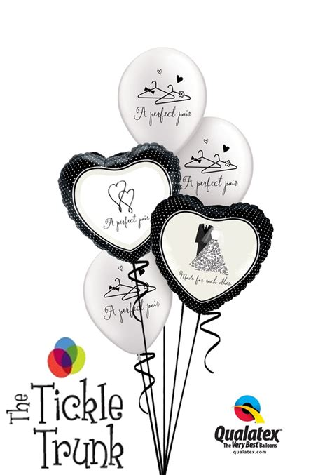 Wedding Day Bouquet by Wedding Day Wishes Balloon Bouquet Onlineweddingstore