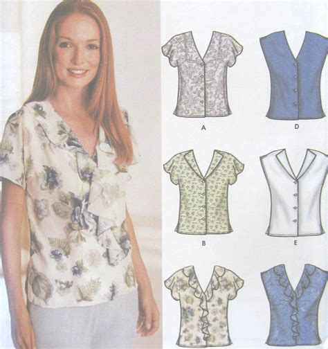 pattern simple blouse free blouse patterns simple silk blouses