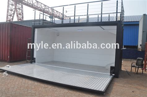 Curtain Ideas For Bathroom Windows 20ft hydraulic swing dooor container expandable container