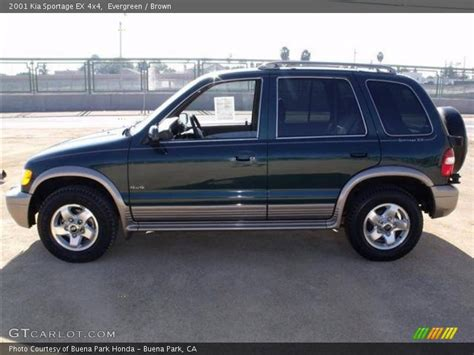 2001 Kia Sportage 2001 Kia Sportage Ex 4x4 In Evergreen Photo No 40105447