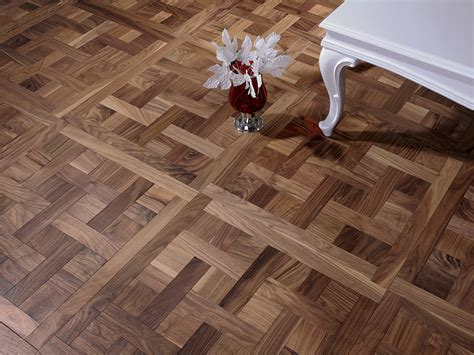 coswick hardwood debuts a new line of mosaic wood floors inspired by hand crafted floors in