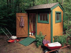 23 free shed plans that will teach you how to build a shed