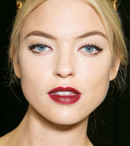 Fall Makeup Trends The Lip by Pictures Makeup Trends For Fall Winter 2013 2014 Dolce