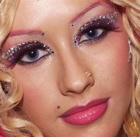 aguilera eye color 13 so pretty i like eccentric aguilera and even
