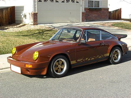 yellow porsche lil yellow lights pelican parts forums