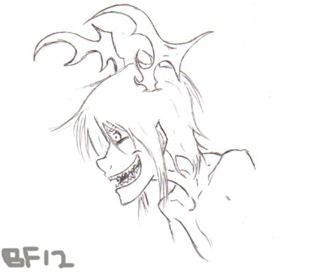 doodle how to make demons doodle by fouxed on deviantart