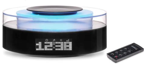 aroma and sound therapy alarm clock craziest gadgets
