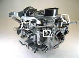 Isuzu Carburetor 1987 Isuzu Truck Carb Engine Performance Problem 1987