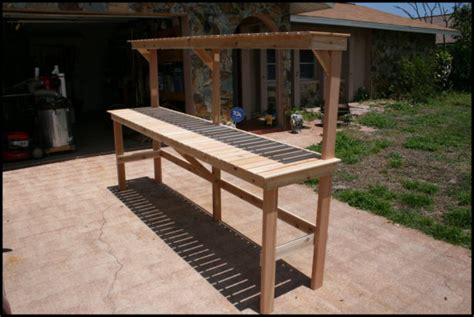Kitchen: Outdoor Plant Shelves Stands Outdoor Cabinet
