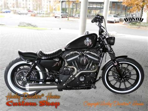 Motorrad Kaufen Hanau by Harley Davidson Sportster 883 Kaufen Motorrad Bild Idee