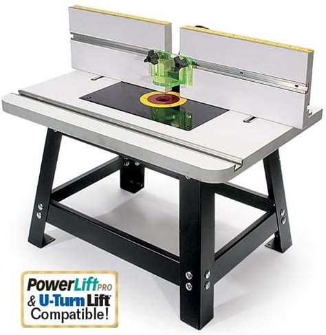 bench routers heavy duty benchtop router table details