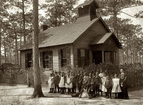 African American Early 1900s Homes | african american school house early 1900s education