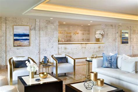 ivanka living room ivanka unveils luxurious new spa suites at doral