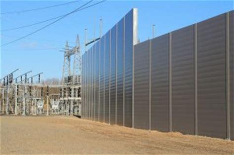 absorptive noise barrier walls silentium group