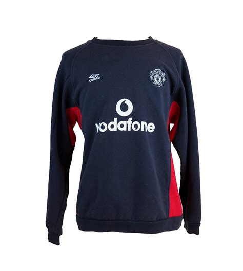 Sweater Manchester United Umbro Manchester United Sweater 5 Vintage