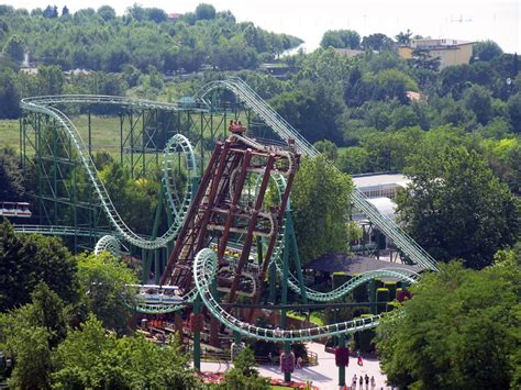 themes parks in italy gardaland park italy travel guide and info world