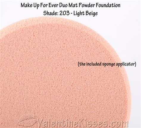 Duo Mat Powder Foundation by Kisses Make Up For Duo Mat Powder