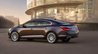 2014 Buick Lacrosse 2014 Buick Lacrosse Breaks Cover Ahead Of New York Reveal