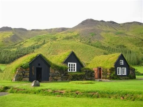 A Frame House Pictures icelandic turf house houses turf pinterest house