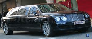 Limo Bentley The Remetz Bentley Flying Spur Limousines