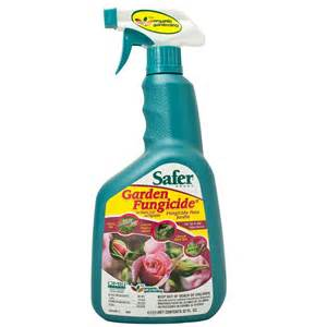 safer garden fungicide 32 oz spray